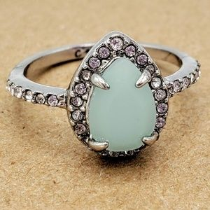 Chalcedony Ring -Size 8